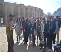 الهجرة تنظم زيارة إلى أسوان لوفد شبابي من أبناء المصريين بأستراليا