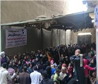 بالصور| نشاط مكثف لحزب مستقبل وطن في القاهرة والمحافظات