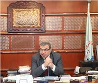 سعفان: توقيع اتفاقيات لصرف علاوة الـ10% للعاملين بالقطاع الخاص بالمنيا