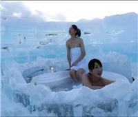 الاستحمام بالثلج يخلصك من الدهون الزائدة في الجسم
