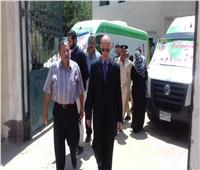 وكيل «صحة الشرقية»: علاج 3551 مواطنا بالمجان