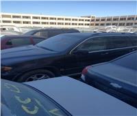 صور| الاثنين.. جلسة المزاد العلني لبيع سيارات الجمارك بعين الصيرة
