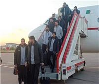 الأهلي يصل الجرائر العاصمة تمهيداً للعودة للقاهرة