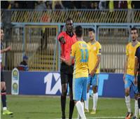 رسميًا الإسماعيلي يشكو حكم مباراة«الإفريقي التونسي»