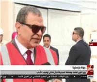 بث مباشر| وزير القوى العاملة ومحافظ المنيا يفتتحان ملتقى توظيف الشباب