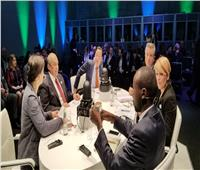 صور| نشاط مكثف لـ«أبوستيت» خلال منتدى الأغذية والزراعة في برلين