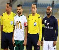اتحاد الكرة يكشف: لماذا ألغى «الحنفي» هدف المقاولون العرب؟