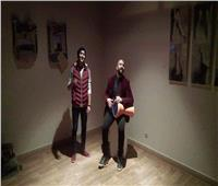 «فنان بلا حدود».. معرض فن تشكيلي بالهناجر