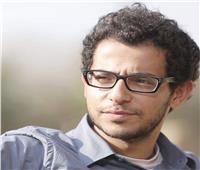محيي الدين احمد يحتفل بـ«المشجع الوحيد» في معرض الكتاب