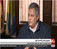 فيديو| محمد رسلان: جودة المياه للمواطنين «خط أحمر»