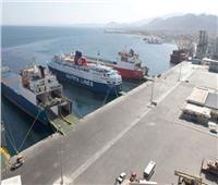 وصول 12 ألف طن فحم لميناء سفاجا وتداول 603 شاحنة بموانئ البحر الأحمر
