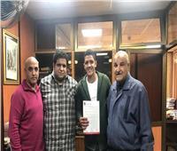 رسميا| الأهلي يحصل علي توقيع إسلام جابر