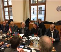 تعرف على تفاصيل اجتماع للوفد الوزاري المصري بألمانيا مع وزيرة البيئة