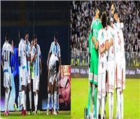 فيديو| الجماهير: «الزمالك وبيراميدز» مباراة قوية
