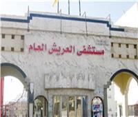 إصابة 7 في حادث انقلاب ميكروباص بشمال سيناء