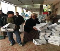 فيديو وصور| حزب مستقبل وطن ينظم قافلة بمحافظة مطروح لدعم مبادرة «حياة كريمة»