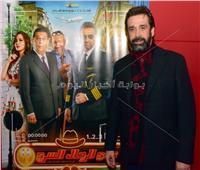 شاهد| العرض الخاص لـ«نادي الرجال السري» بحضور كريم عبد العزيز وغادة عادل