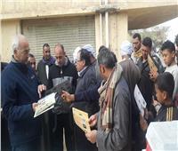 «البحوث الزراعية» ينظم 6 قوافل بيطرية علاجية في قرى الفيوم