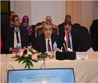شاكر مصر ستظل داعمة لمبادرة الطاقة المتجددة في أفريقيا
