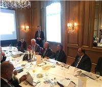 الوفد الوزاري المصري في ألمانيا يبحث مع شركتين سبل التعاون في منظومة المخلفات