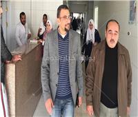 مستشفي الشيخ زويد تستعد لاستقبال قافلة مصر الخير