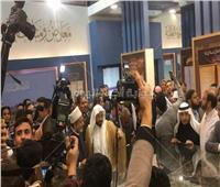 فيديو .. «الطيب» يتفقد جناح الأزهر الشريف بمعرض القاهرة الدولي للكتاب