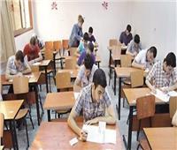 طلاب الصف الأول الثانوي: امتحان الكيمياء في مستوى الطالب فوق المتوسط