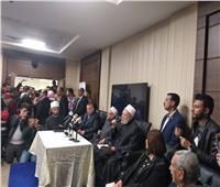 «علي جمعة» ينتقد اختيار قاعة ندوة مستشار رئيس الجمهورية