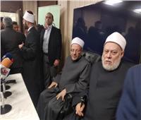 صور  المفتي مشيدًا بمبادرة مستشار الرئيس: الأزهر فخر مصر