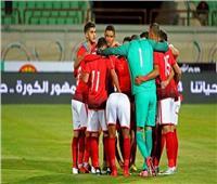 انطلاق مباراة الأهلي ومصر المقاصة بالدوري