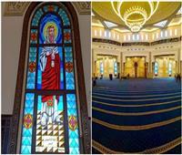 «كنائس الشرق الأوسط»: افتتاح مسجد وكاتدرائية العاصمة الجديدة يؤكد الوحدة الوطنية للمصريين