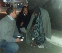 «التضامن» تنقذ 1301 مشرد بلا مأوى حتى مساء الأربعاء