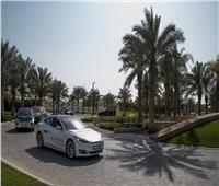 دبي تحتضن أكبر رحلة لقافلة سيارات كهربائية بالشرق الأوسط