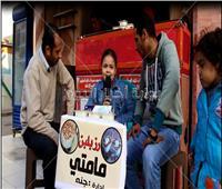 فيديو وصور| «الحلو يبيع الحلو».. بيزنس جنة في «الرز بلبن»
