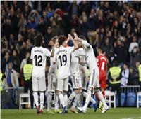 ريال مدريد يكتسح جيرونا في ذهاب نصف نهائي كأس ملك إسبانيا