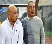 إقالة حسام حسن من تدريب بيراميدز