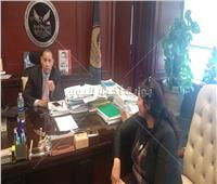 حوار| رئيس الرقابة المالية: سنرفع مظلة التأمين لتشمل ربع الشعب المصري