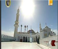 بث مباشر.. شعائر صلاة الجمعة من مسجد الشرطة