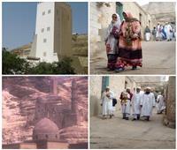 صور| «اللؤلؤة».. مزار شيعي «سري» للبُهرة في الأباجية