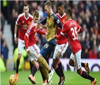 بث مباشر| مباراة مانشستر يونايتد وآرسنال بكأس الاتحاد الإنجليزي