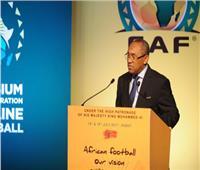 رئيس الاتحاد الإفريقي لكرة القدم يحسم طلب تأجيل أمم إفريقيا.. غدًا