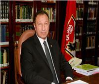 الخطيب يتابع مران الأهلي على ملعب «التتش»