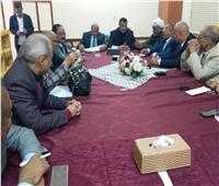 وكيل تعليم أسيوط يستقبل رئيس المجلس الأعلى للأمناء والمعلمين