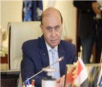 خاص| مميش: الأسطول المصري التجاري البحري جاهز خلال 6 أشهر