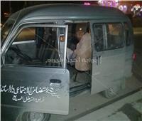 4 سيارات لإغاثة المشردين بالإسكندرية ونقل 8 حالات لدور المسنين
