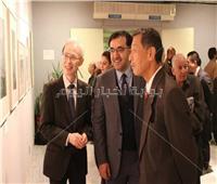 صور| افتتاح معرض صور «توهوكو» في الأوبرا بحضور السفير الياباني