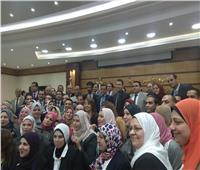 «والي» تكرم عددا من القيادات الشابة في وزارة التضامن الاجتماعي