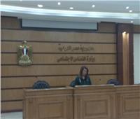 وزيرة التضامن تشكُر فريق «التدخل السريع» لحماية المتشردين