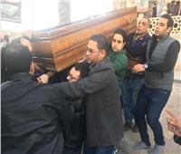 صور| تشييع جثمان الكاتب الصحفي مصطفى بلال لمثواه الأخير