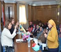 صور| «المرأة ومستقبل مصر».. ندوة بمقر «مستقبل وطن» بالقاهرة